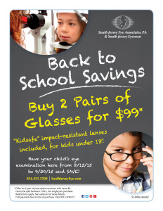 SJEA Back to School Flyer