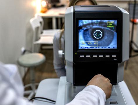 Eye Doctors Near Cedarville