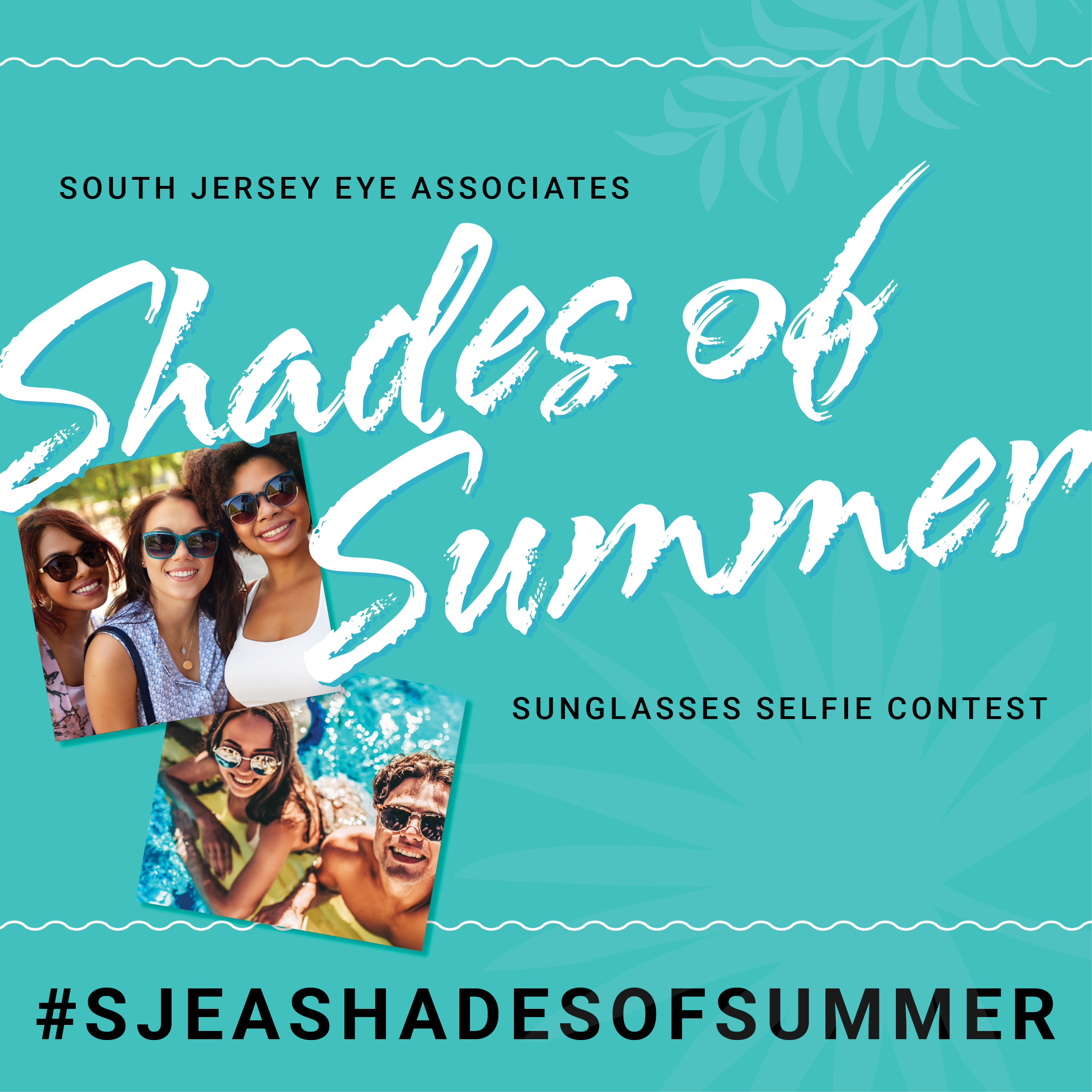 SJEA Shades of Summer Sunglasses Selfie Contest