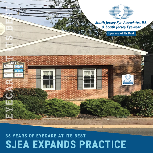 South Jersey Eye Associates Expands Practice